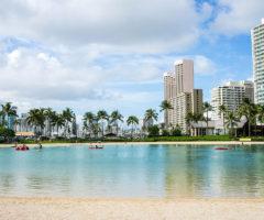 ハワイ・人気のワイキキ7つのビーチの楽しみ方